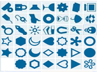 Sample Icons Created By IconCool Icon Editor